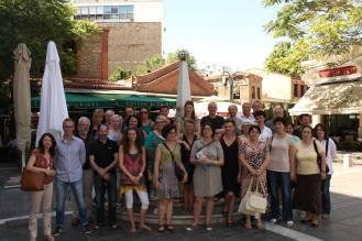 Thessalonique, mai 2014