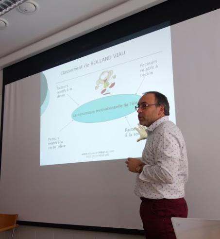 Workshop conduit par Thomas Debrux, Outokumpu en février 2015