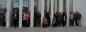 L'équipe Comenius, Philharmonie, Luxembourg en mai 2015